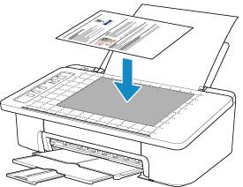 Canon : PIXMA Manuals : TS300 series : Making Copy Using