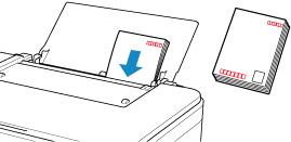 キヤノン:PIXUS マニュアル|TS3100 series|普通紙/写真用紙/はがきをセットする
