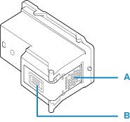 Canon : Manuais PIXMA : TS3100 series : Substituindo um