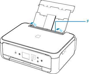 Canon : Manuali PIXMA : TS5100 series : Caricamento delle
