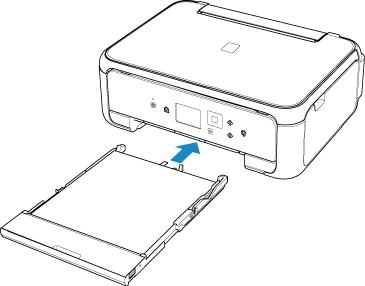 Canon : Manuais PIXMA : TS5100 series : Configurações de Papel
