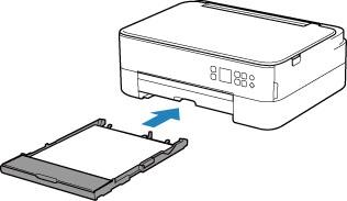 Canon : Manuais PIXMA : TS5300 series : Configurações de Papel
