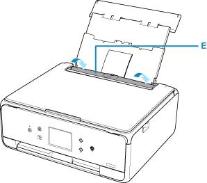 Canon : PIXMA-vejledninger : TS6100 series : Udskrivning