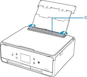 Canon : PIXMA-Handbücher : TS6100 series : Einlegen von