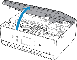 Canon : PIXMA Manuals : TS6100 series : Replacing Ink Tanks