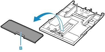 キヤノン:PIXUS マニュアル|TS6230 series|カセットに用紙をセットする