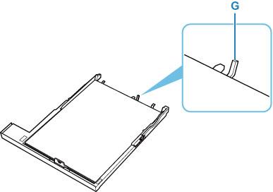 Canon : Manuales de PIXMA : TS6300 series : Carga de papel