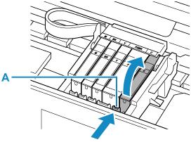 キヤノン:PIXUS マニュアル|TS6330 series|インクタンクを交換する