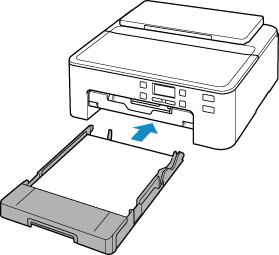 Canon : Inkjet-Handbücher : TS700 series : Papiereinstellungen
