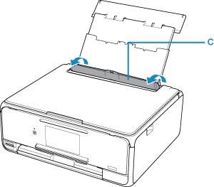 Canon : PIXMA-Handbücher : TS8100 series : Einlegen von