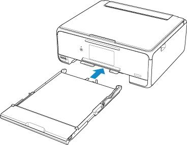 Canon : PIXMA Manuals : TS8100 series : Paper Settings