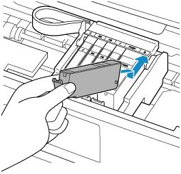 Canon : PIXMA Manuals : TS8300 series : Replacing Ink Tanks