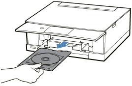 Canon : PIXMA Manuals : TS8300 series : Removing a