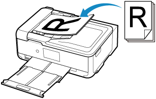 Canon : Inkjet Manuals : TS9500 series : Where to Load