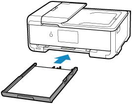 Canon : Manuales de Inkjet : TS9500 series : Carga de