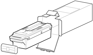 Canon : imagePROGRAF Manuals : TX-4000 : Replacing the