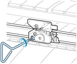Canon : imagePROGRAF Manuals : TX-5400 : Replacing the