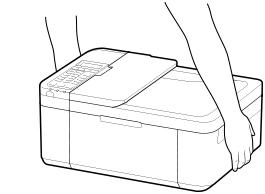 Canon : Manuais Inkjet : E4200 series : Precauções de
