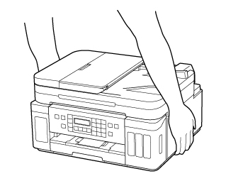 Canon : Inkjet Manuals : G7000 series : Safety Precautions
