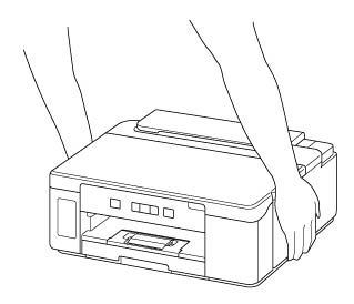 Canon : Inkjet Manuals : GM2000 series : Safety Precautions