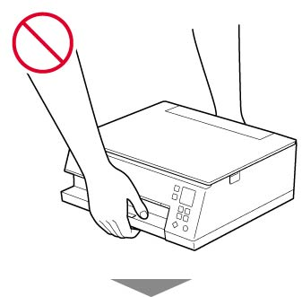 Canon : PIXMA Manuals : TS6300 series : Safety Precautions