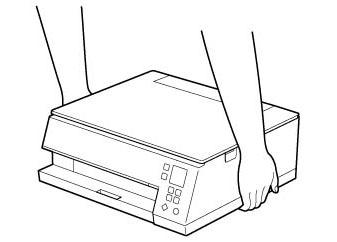Canon : PIXMA instrukcijos : TS6300 series : Saugos priemonės