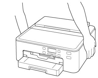 Canon : Inkjet Manuals : TS700 series : Safety Precautions