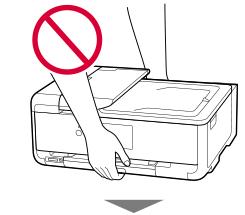 Canon : Inkjet Manuals : TS9500 series : Safety Precautions