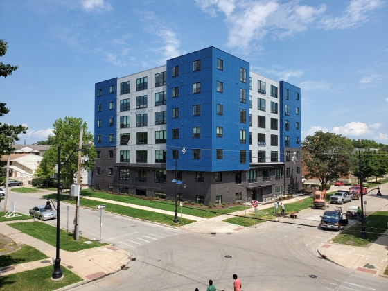 University Group Apartments In