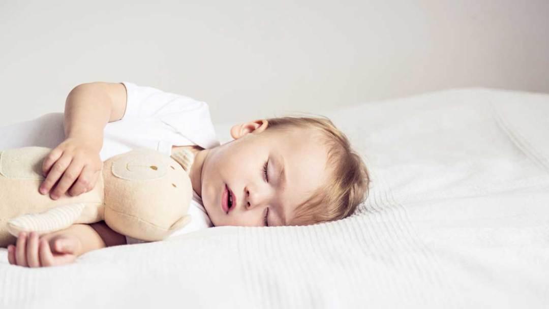самостоятельный сон детей