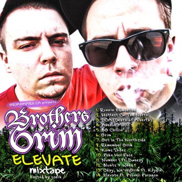 Brothers Grim - Elevate Mixtape