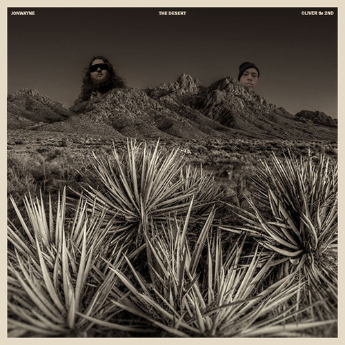 """Jonwayne - """"The Desert"""" feat. Oliver the 2nd"""