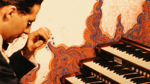 "L'Orange - ""Mind Vs. Matter"" feat. Homeboy Sandman"