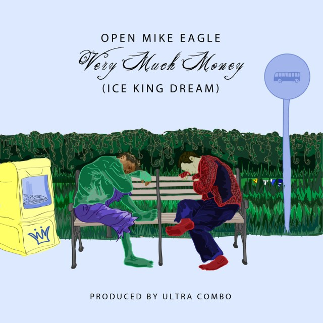 "Open Mike Eagle - ""Very Much Money (Ice King Dream)"