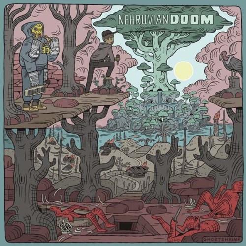 """NehruvianDOOM (MF Doom + Bishop Nehru) – """"OM"""""""