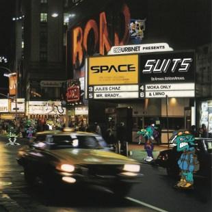 "Spacesuits (feat. LMNO, Moka Only & Mr. Brady) - ""Speed"""