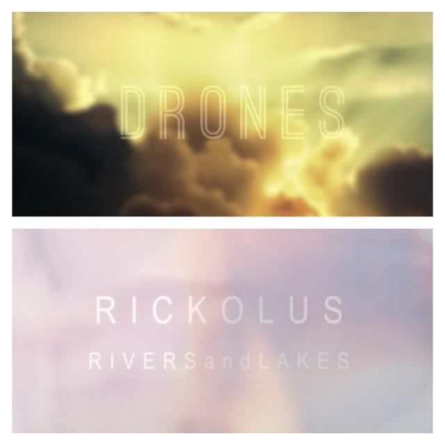 D R O N E S / Rickolus Split 12-inch