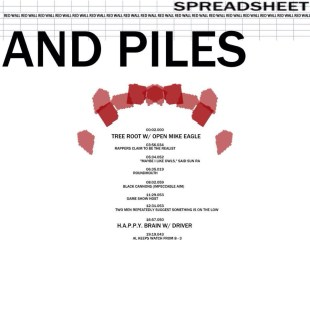 Red Wall (Milo & Safari Al) - (Boyle) and Piles EP