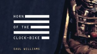 "Saul Williams - ""Horn Of The Clock-Bike"""