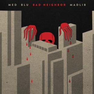 """MED Blu Madlib – """"Knock Knock"""" feat. MF Doom"""