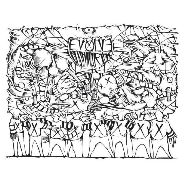 Evolve - Death March EP + All I Have EP