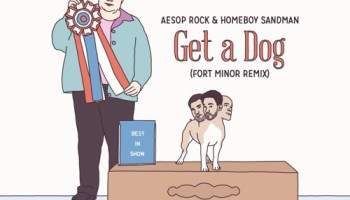 FREE EP: Aesop Rock & Homeboy Sandman - Lice 2: Still Buggin