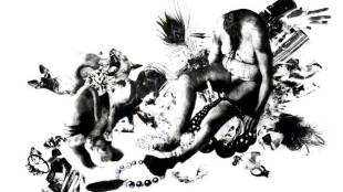 "Vinyl Cape - ""Barren Orchard"""