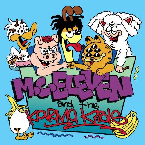 MC Eleven & the Karma Kids - Kombinations