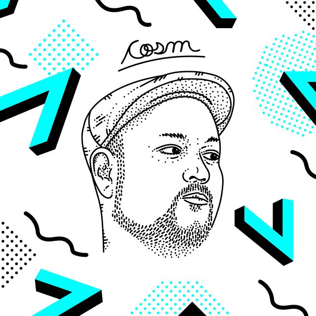 Third Verse: Episode 17 – DJ Cosm