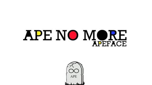 Apeface aka The Dirty Sample - Ape No More