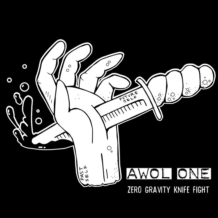 "Awol One - ""Zero Gravity Knife Fight"""