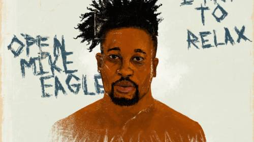 Open Mike Eagle - What Happens When I Try To Relax