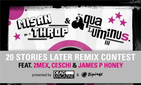 20 Stories Later Remix Contest (feat. 2Mex, Ceschi & James P Honey)