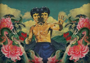 "David Vangel - ""Cool Day Bruce Lee / Cause I Dropped Him"""